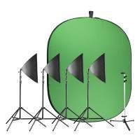 Walimex pro Video Greenscreen Set Ambitioniert