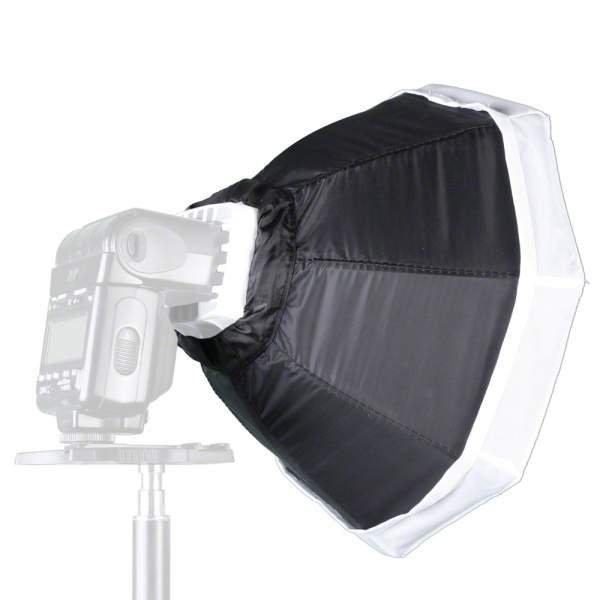 Walimex Octagon Softbox Ø 30cm für Kompaktblitze