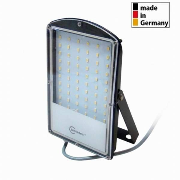 Bioledex LED Fluter ASTIR 18W 1700Lm 120° 5200K Schwarz