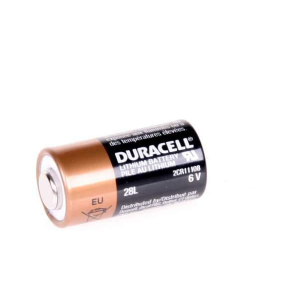 Ersatzbatterie 6V für Hensel Strobe Wizard Plus Sender