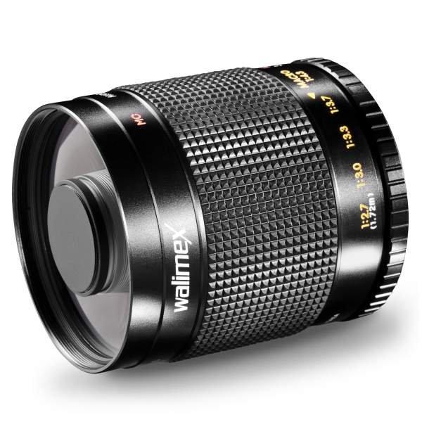 Walimex 500/8,0 DSLR Spiegel Canon EF