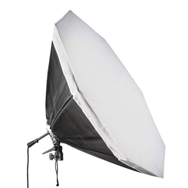 Walimex Daylight 360 Octagon Softbox Ø 80cm 3x24W