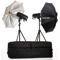 broncolor Siros 400 Basic Kit 2 WiFi / RFS 2