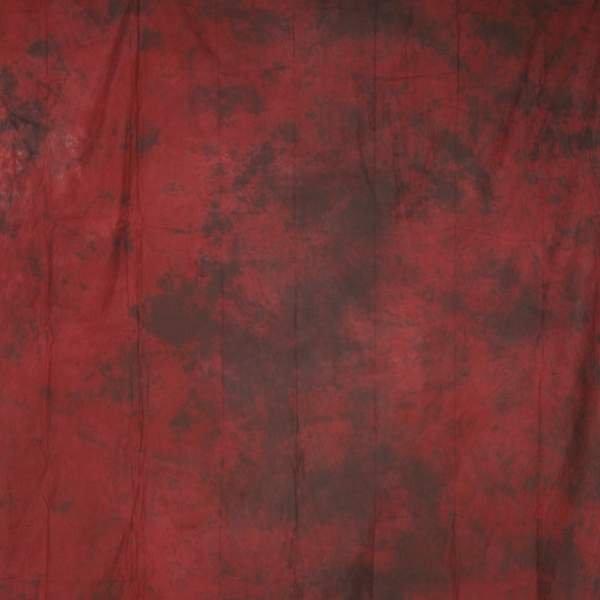Walimex Stoffhintergrund 2,8x5,8m rot