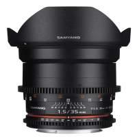 Samyang MF 35mm T1,5 Video DSLR II Sony A