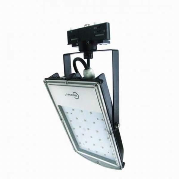 Bioledex 3-Phasen LED Strahler ASTIR 32W 2750Lm 70° 5200K Schwar