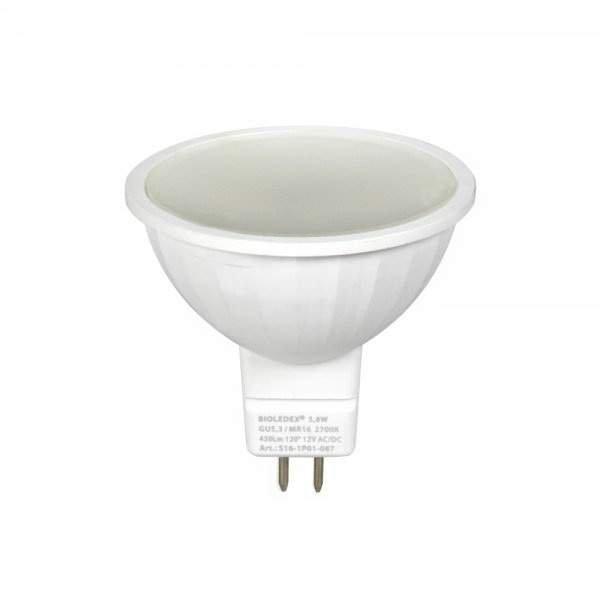 Bioledex KADO LED Spot MR16 GU5,3 5.8W 430Lm Warmweiss