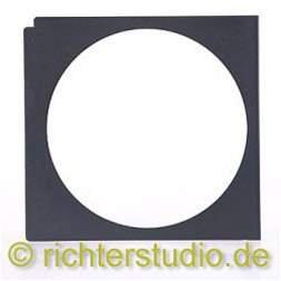 Filterhalter für Farbfolien für 11,4 cm Spot
