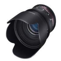 Samyang MF 50mm T1,5 Video DSLR Nikon F