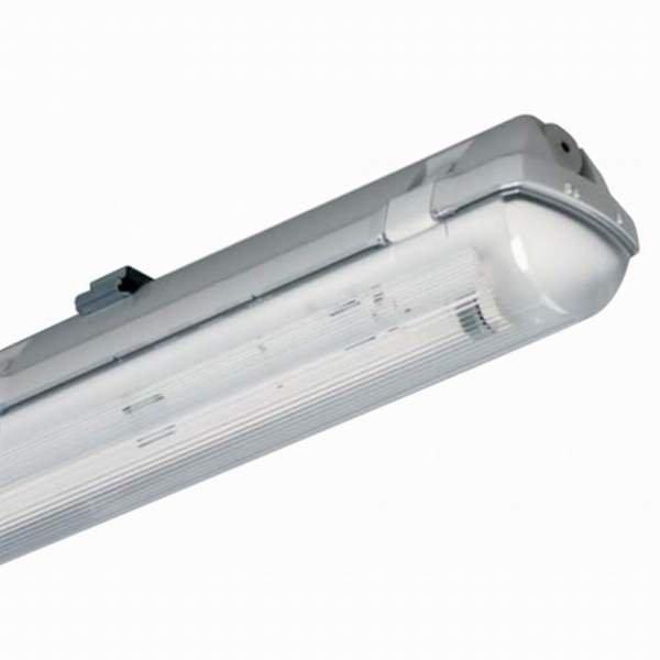 Bioledex DOLTA 1-fach Feuchtraumleuchte für 60cm LED Röhre