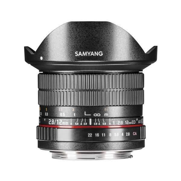 Samyang MF 12mm F2,8 Fisheye MFT