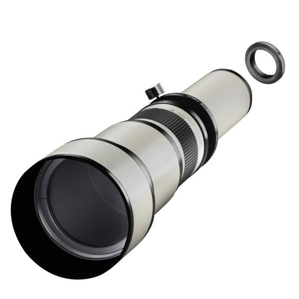 Samyang MF 650-1300mm F8,0-16,0 DSLR Nikon F