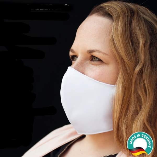 MNS-Maske CLOSER soft für Erwachsene