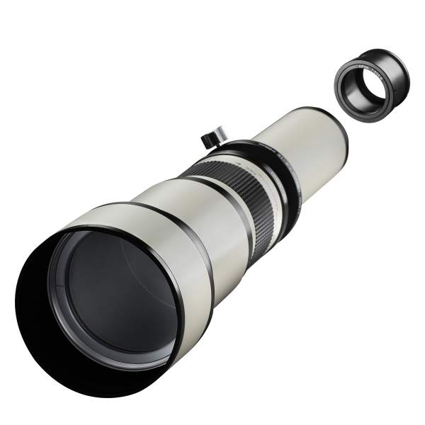 Samyang MF 650-1300mm F8,0-16,0 DSLR Canon M