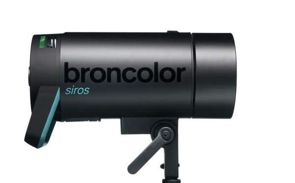 broncolor Siros 400 S WiFi / RFS 2