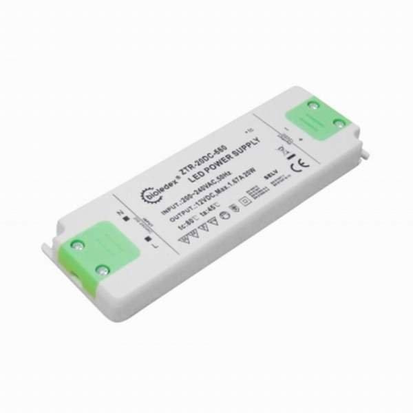 Bioledex 20W 12V DC Trafo für LED Lampen