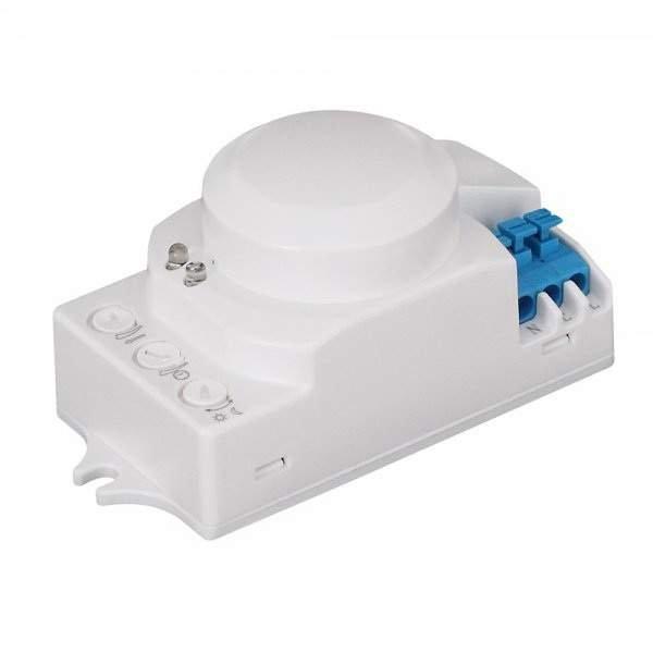 Bioledex 12 VDC Mikrowellen Bewegungsmelder Hochfrequenz HF-Sens