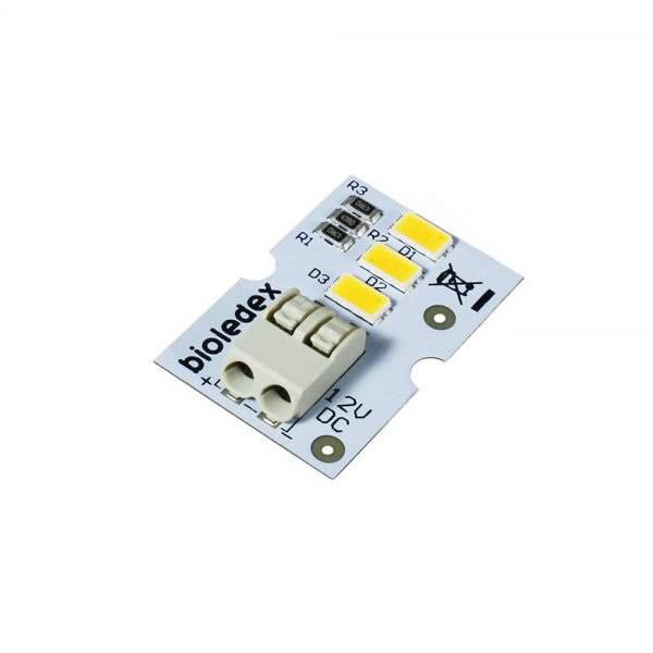 Bioledex LED Modul 30x20mm 12VDC 1,5W 150Lm 5000K