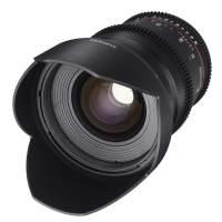 Samyang MF 24mm T1,5 Video DSLR II Sony A